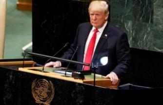 Trump'tan BM kürsüsünde sert sözler!