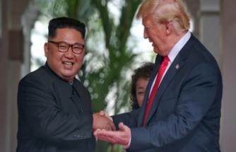 Trump'tan tarihi randevu duyurusu