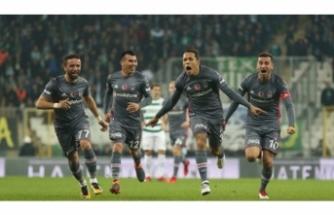 Beşiktaş yıldız isimlerini Göztepe maçı kadrosuna almadı
