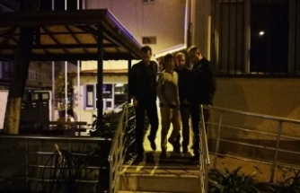 Bursa'da hırsızın hali görenleri şoke etti!
