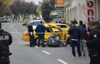 Bursa'da korkunç kaza! 2'si polis 3 kişi...