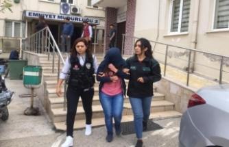 Bursa'da vatandaşın ihbarı ile yakalanan 2 uyuşturucu taciri tutuklandı