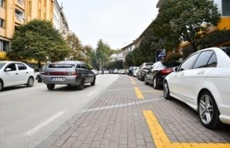Bursa İnegöl'de yatak parklanma uygulaması