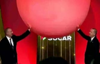 Dünyanın gözü orada! SOCAR Star Rafinerisi açıldı...