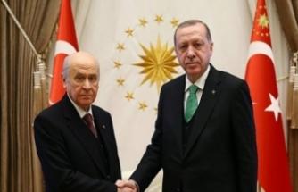 Erdoğan ve Bahçeli'nin görüşme tarihi belli oldu!