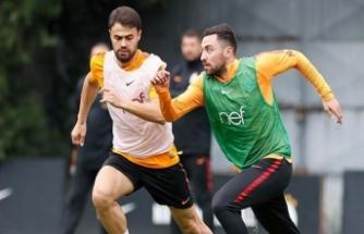 Galatasaray, Bursaspor'a hazırlanıyor