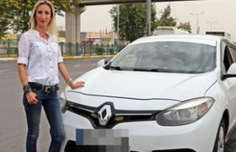 Görenler şaşırıyor! Türkiye'de bu işi yapan tek kadın