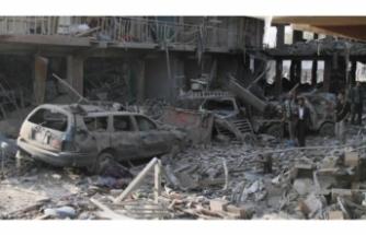 İntihar saldırısı: Çok sayıda ölü ve yaralı var!