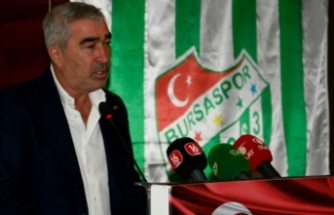 Samet Aybaba: Eğer bu takım Bursa'nın yeterli desteğini almazsa...