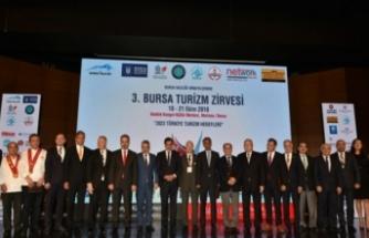 Turizmin kalbi Bursa'da atıyor