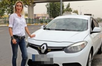 Türkiye'de bu işi yapan tek kadın