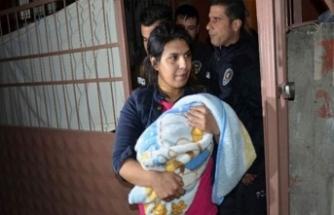 15 aylık bebeğini öldüren anneden kan donduran ifade!