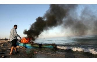 20 yaşındaki Filistinli balıkçıyı vahşice katlettiler!