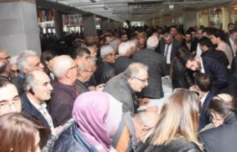 AK Parti Bursa'da temayül yoklamasına yoğun katılım!
