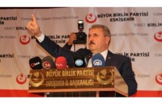 BBP'den 'ittifak' açıklaması