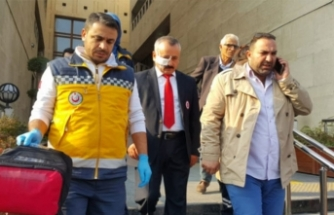 Bursa'da akılalmaz olay! Duruşma sırasında sıkılınca mübaşire kafa attı