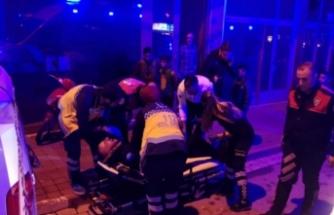 Bursa'da hamallar arasında silahlı çatışma!