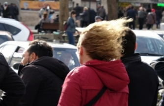 Bursa'da lodos vatandaşlara zor anlar yaşattı!