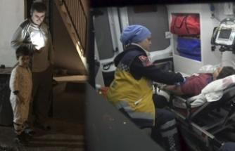 Bursa'da mucize kurtuluş! Ağlayan çocuk ailesini ölümden kurtardı
