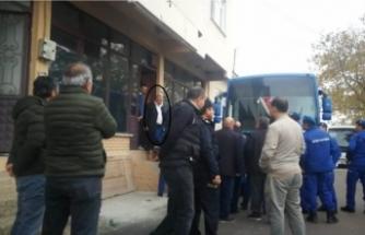 Bursa'da o sokakta yoğun güvenlik önlemi! Sokak giriş ve çıkışları kapatıldı!