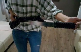 Bursa'da Suriyeli dehşeti! Kemer görünümlü bıçakla gasp ettiler!