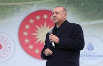 Cumhurbaşkanı Erdoğan: Atatürk'e hakarete izin vermeyiz!