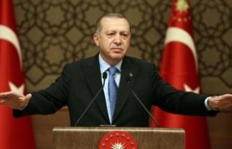 Cumhurbaşkanı Erdoğan'dan AİHM kararına sert tepki