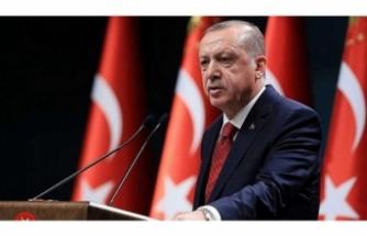 Cumhurbaşkanı Erdoğan'dan göreve başlayan hakim ve savcılara mesaj!