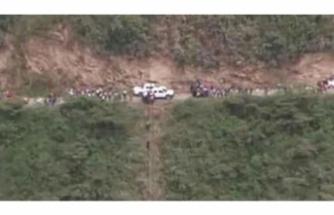 Futbolcuları taşıyan otobüs kaza yaptı! Ölü ve yaralılar var