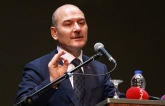 İçişleri Bakanı Soylu dev rakamı açıkladı! Tam yüzde 173 arttı