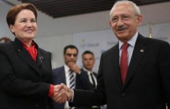 İYİ Parti'den flaş CHP ile ittifak açıklaması!