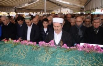 Kemal Türkün, Bursa'da son yolculuğuna uğurlandı