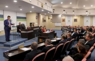 Osmangazi Belediyesi'nin 2019 bütçesi açıklandı!