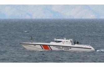 Sahil Güvenlik'ten Bayrak Adası açıklaması