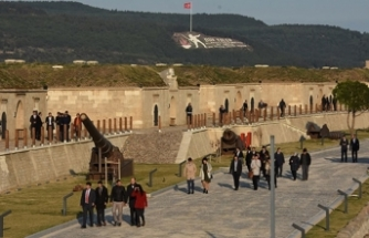 Tarihi yapı ziyarete açıldı