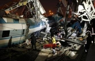 Ankara'daki tren kazasıyla ilgili 3 kişi gözaltına alındı