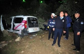 """Bursa'da 2 kişinin ölmesine neden oldu, """"tahliyemi istiyorum""""dedi"""