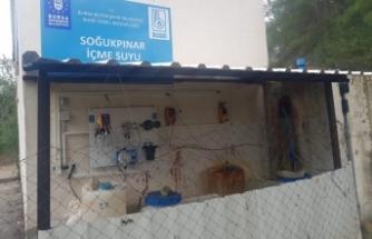 Bursa'da arsenikli su isyanı
