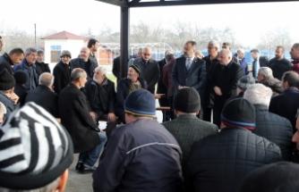 Bursa'da parçalanmış hayatlar sıcak yuvada buluştu