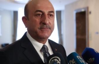 Çavuşoğlu: Türkiye, Kaşıkçı cinayetinin peşini bırakmayacak