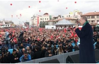 Erdoğan'dan çarpıcı sözler: 'Operasyona her an başlayabiliriz'
