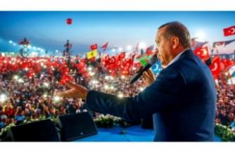 Erdoğan'dan kurmaylarına miting talimatı!