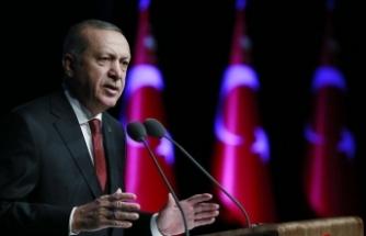 Erdoğan müjdeyi verdi! 60 günden 10 güne indirilecek