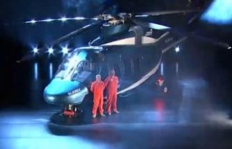 İşte yerli helikopterimiz Gökbey