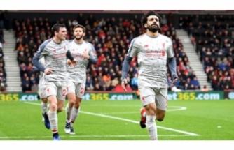 Liverpool Salah'la farka koştu!
