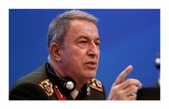 Milli Savunma Bakanı Akar'dan 'mavi vatan' çıkışı