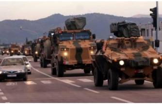 Suriye sınırında hareketlilik! Sevkiyat sürüyor