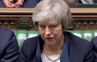 Başbakan May'e tarihi aşağılama!