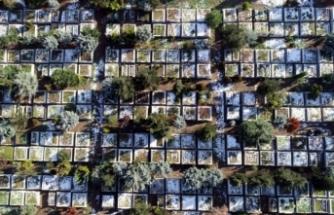 Bursa'da araba fiyatına mezar taşı!