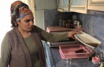 Bursa'da Müşküle'nin suları 4 yıldır sarı akıyor